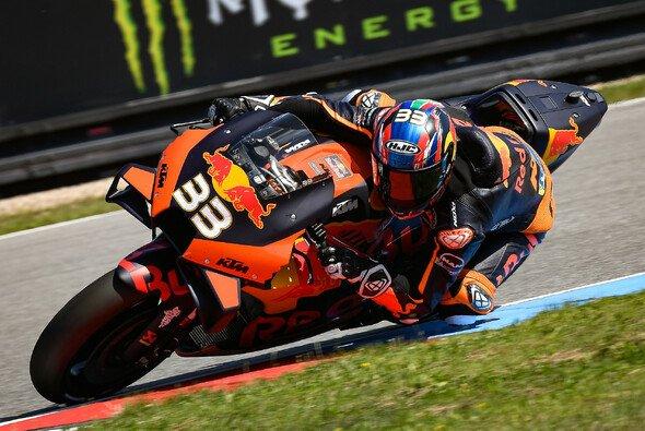 Brad Binder gewinnt in Brünn - Foto: MotoGP