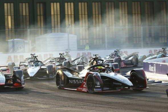 Sat.1 und Eurosport berichten in Deutschland vom großen Formel-E-Finale in Berlin - Foto: LAT Images
