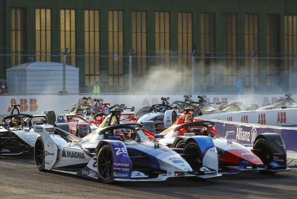 BMW startet 2021 mit Jake Dennis und Max Günther in der Formel E - Foto: BMW Motorsport