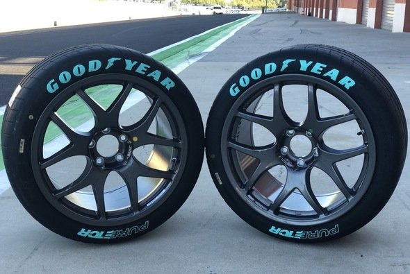 Goodyear ist exklusiver Reifenlieferant und Gründungspartner der Pure ETCR - Foto: Goodyear