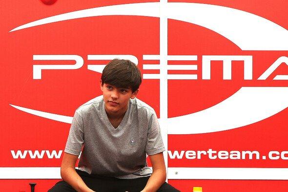 Sebastian Montoya geht für das Prema Powerteam an den Start - Foto: ADAC Formel 4
