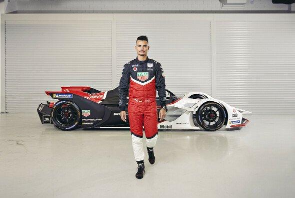 Pascal Wehrlein wechselt in der Formel E von Mahindra zu Porsche - Foto: Porsche AG