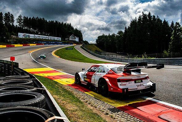 Rene Rast verliert seinen Spa-Sieg wegen einer Zeitstrafe nachträglich - Foto: Audi Communications Motorsport