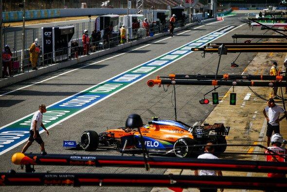 McLaren bleibt der Formel 1 garantiert - Foto: LAT Images