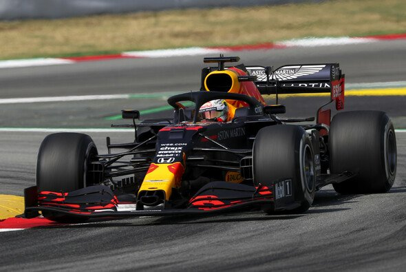 Verstappens Red Bull in Barcelona - Foto: LAT Images