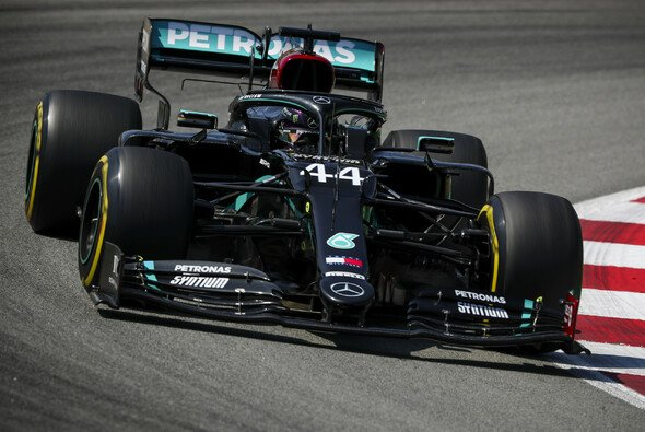 Lewis Hamilton holte sich die Bestzeit im FP2, aber nicht die schnellste Runde des Tages - Foto: LAT Images