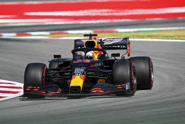 Red Bull RB16 in Barcelona - Foto: LAT Images