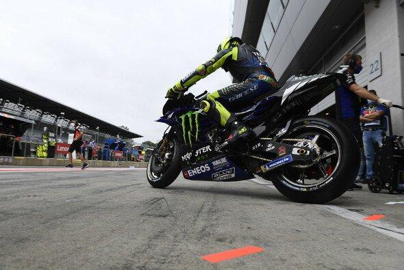 Valentino Rossi musste bereits einen Motorschaden hinnehmen - Foto: LAT Images
