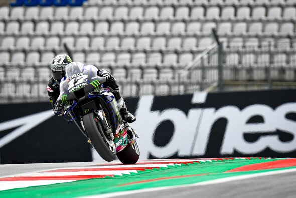 Maverick Vinales schnappt sich die Bestzeit und den direkten Q2-Einzug - Foto: MotoGP.com