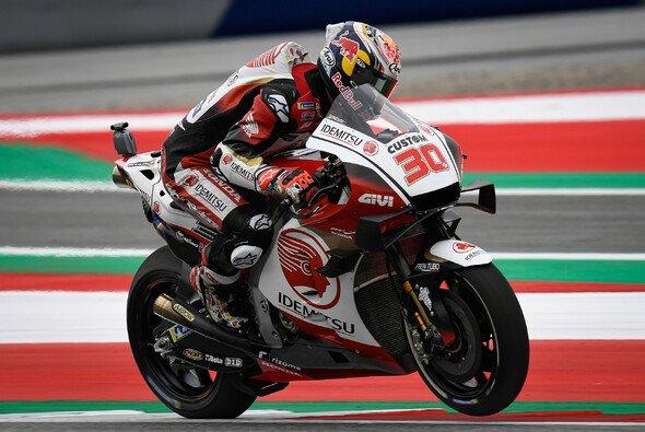 Takaaki Nakagami holt sich eine weitere Sesion-Bestzeit - Foto: MotoGP.com