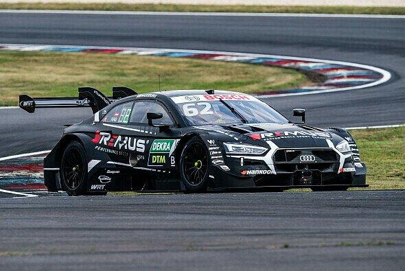 Ferdinand Habsburg erzielt in Zolder die erste Pole Position seiner DTM-Karriere - Foto: Audi Communications Motorsport