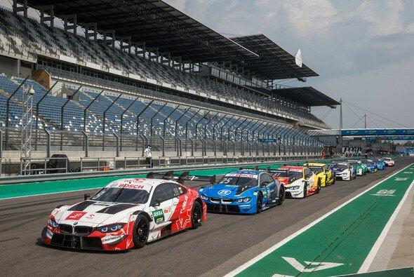 Die DTM gastiert zum zweiten Rennwochenende der Saison in der Lausitz - Foto: BMW Motorsport