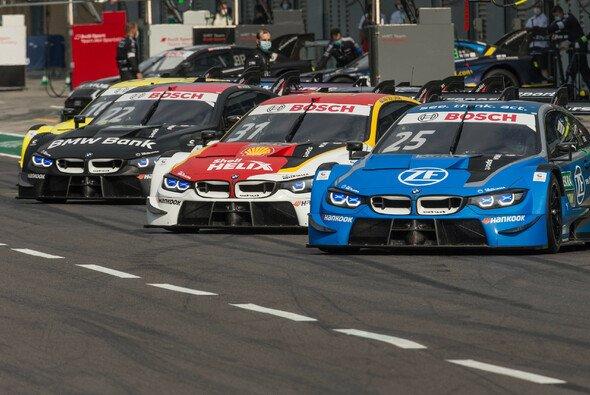 BMW in der DTM nach 379 sieglosen Tagen wieder obenauf - Foto: BMW Motorsport