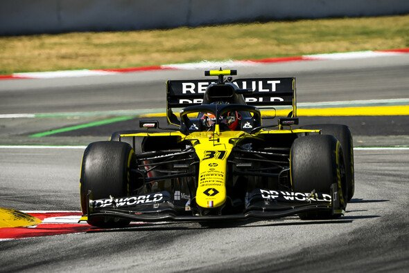Renault R.S.20 in Barcelona - Foto: LAT Images