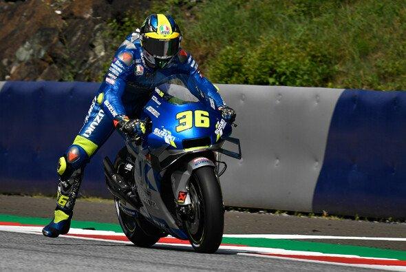Joan Mir startete am besten in den Sonntag - Foto: MotoGP