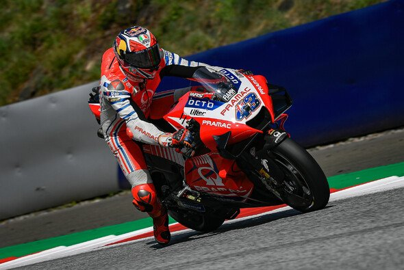 Jack Miller startete am besten in den Steiermark-GP - Foto: MotoGP