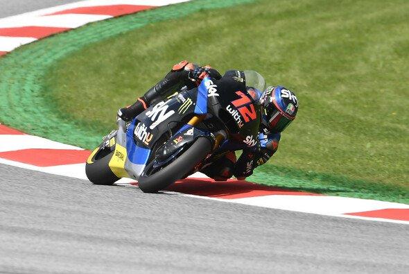 Marco Bezzecchi gewinnt sein erstes Moto2-Rennen - Foto: LAT Images