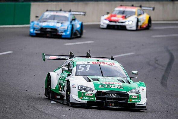Nico Müller fährt der DTM-Konkurrenz weiterhin davon - Foto: Audi