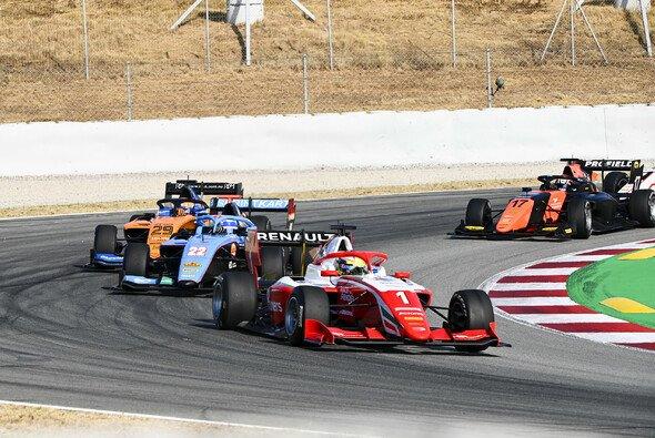 Formel 3 in Barcelona: Im April werden hier Testfahrten durchgeführt. - Foto: LAT Images