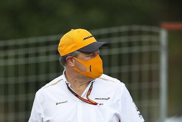McLaren trennt sich von seinem Hauptquartier in Woking - und bleibt trotzdem dort - Foto: LAT Images