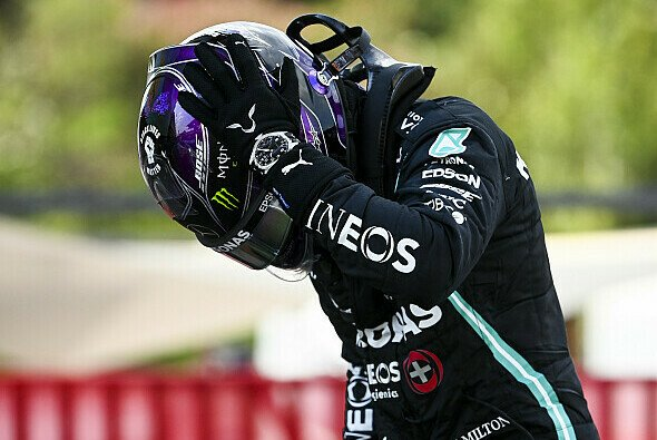Lewis Hamilton kehrte in Barcelona zurück auf die Siegerstraße - Foto: LAT Images