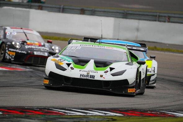 Alle Lamborghini Huracán GT3 EVO des GRT Grasser Racing Teams landeten erneut in den Punkten - Foto: Axel Weichert