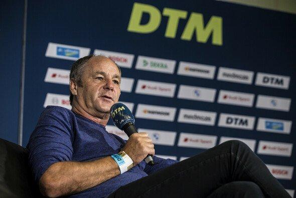 Gerhard Berger ist der 1. Vorsitzende des ITR e. V. - Foto: DTM