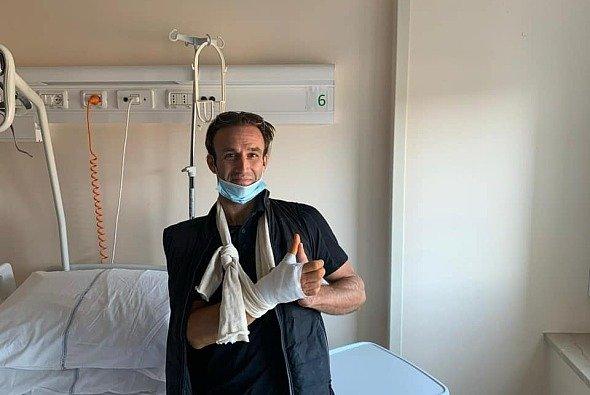 Johann Zarco muss den Trainings-Freitag in Spielberg aussetzen - Foto: Facebook/Johann Zarco