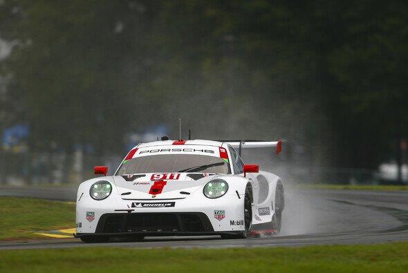 Porsche mit Doppelpole beim IMSA-Lauf in Virginia - Foto: LAT Images