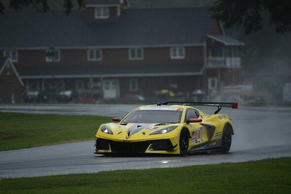 Corvette gewann die GT Challenge der IMSA-Serie in Virginia - Foto: LAT Images