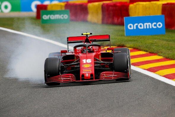 Ferrari ist in Spa-Francorchamps noch schwächer als befürchtet - Foto: LAT Images