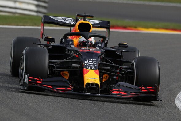 Red Bull RB16 in Spa - Foto: LAT Images