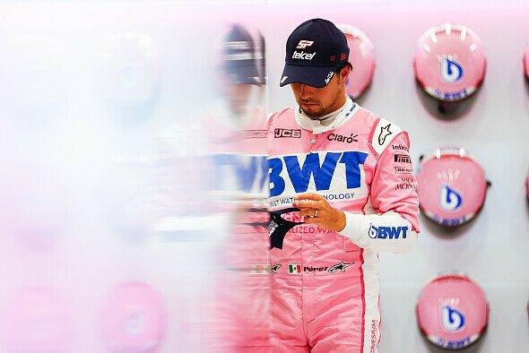 Sergio Perez verlässt Racing Point nach sieben gemeinsamen Saisons - Foto: LAT Images