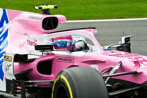 Die Medium-Reifen waren für Racing Point keine Glücksbringer - Foto: LAT Images