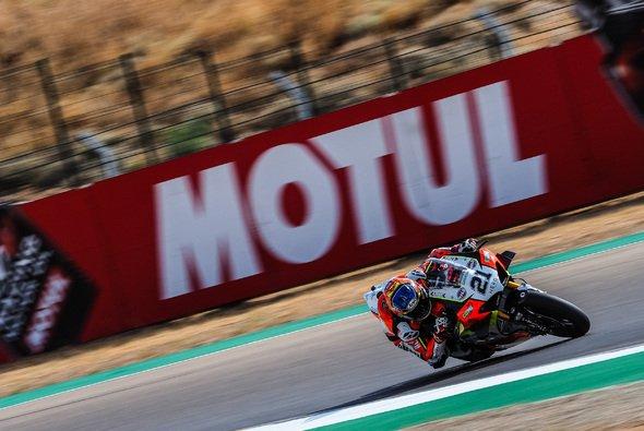 Michael Ruben Rinaldi fuhr in Aragon seinen ersten Superbike-Sieg ein - Foto: WorldSBK