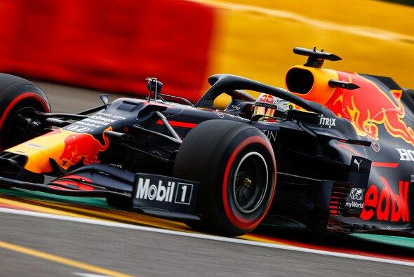 Max Verstappen wurde in der Spa-Qualifikation von einem technischen Problem gebremst - Foto: LAT Images