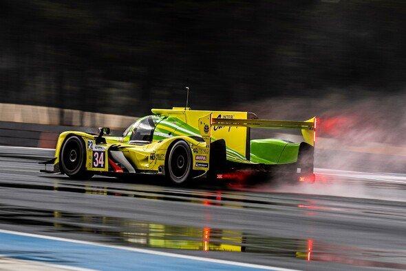 Beim Rennen in Paul Ricard sicherte sich Rene Binder Platz sechs - Foto: Inter Europol Competition