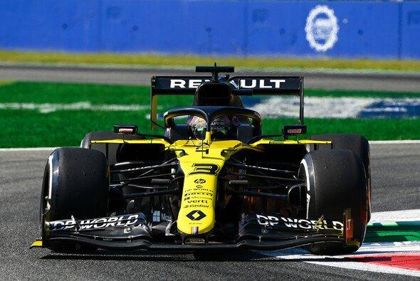 Daniel Ricciardo hätte in Monza eigentlich viel weiter vorne landen sollen - Foto: LAT Images