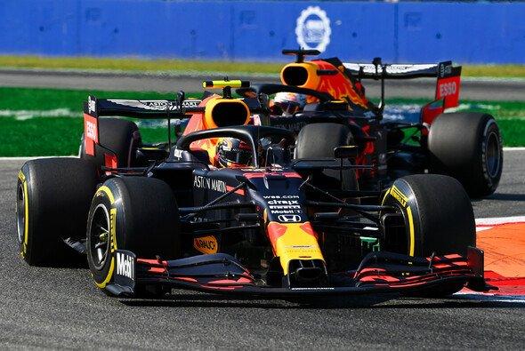 Red Bull ließ sich im Qualifying von McLaren und Racing Point überflügeln - Foto: LAT Images