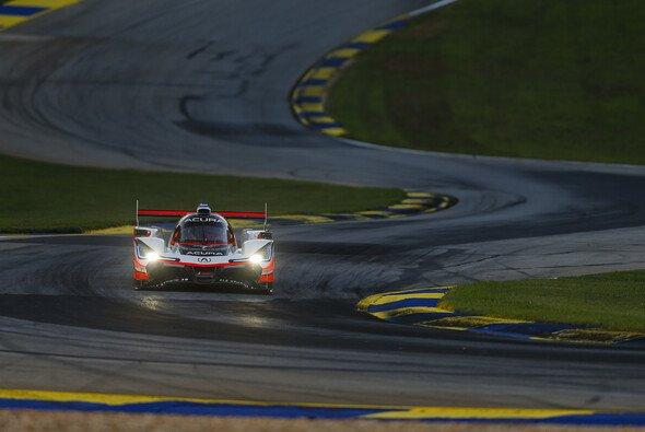 Helio Castroneves fuhr im Acura-DPi die schnellste Runde im IMSA-Qualifying - Foto: LAT Images