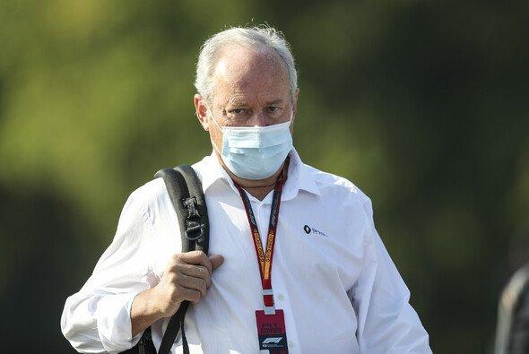 Renaults Sportpräsident Jerome Stoll verabschiedet sich nach 2021 - Foto: LAT Images