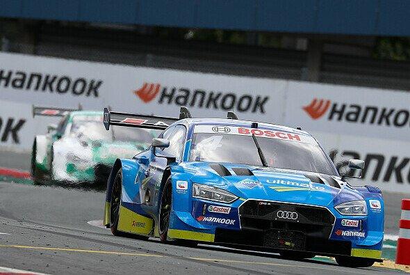 Die DTM gastiert zum vierten Rennwochenende der Saison 2020 auf dem TT Circuit Assen - Foto: Audi