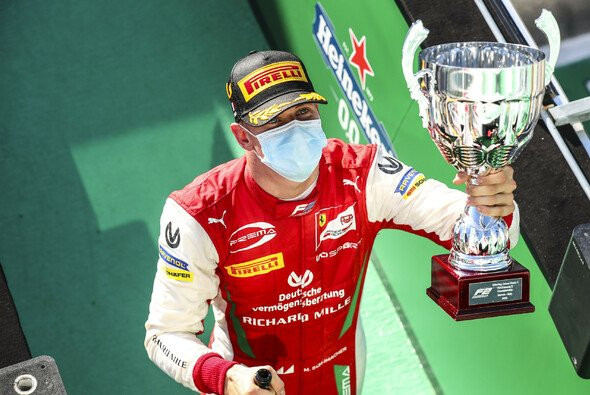 Mick Schumacher: Auf dem Weg von der Formel 2 ins Formel-1-Cockpit von Haas - Foto: LAT Images