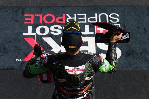 Jonathan Rea lässt die Superbike-Gegner seit 2015 hinter sich - Foto: WorldSBK