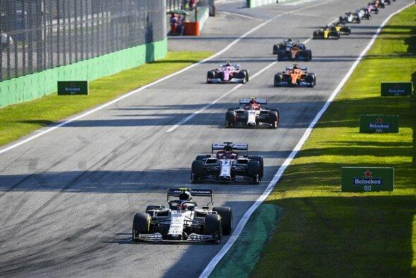 Pierre Gasly gewinnt sensationell in Monza - Foto: LAT Images