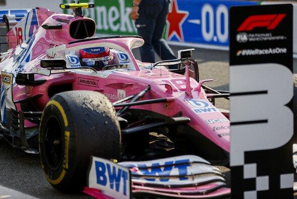 Für Lance Stroll wäre im Formel-1-Rennen in Monza am Sonntag mehr drin gewesen - Foto: LAT Images