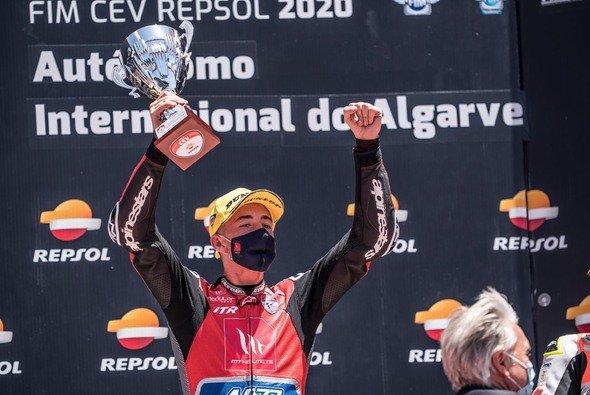 Pedro Acosta kämpft 2020 gleich um zwei Meistertitel - Foto: PrüstelGP
