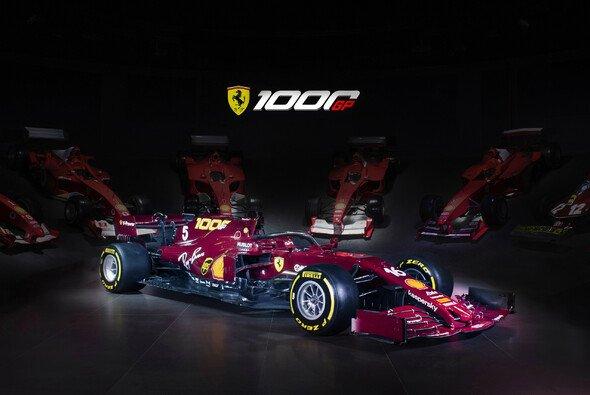Der Ferrari SF1000 der Saison 2020 zählt sicherlich nicht zu den großen Würfen der Scuderia - Foto: Ferrari