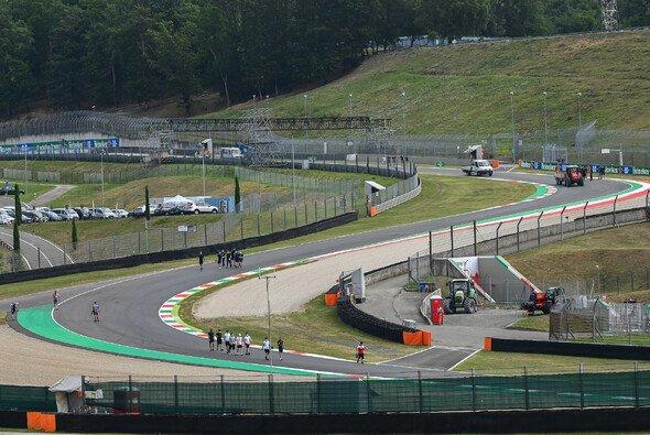 Die Formel 1 ist an diesem Wochenende zum ersten Mal zu Gast in Mugello - Foto: LAT Images