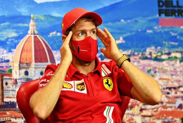 Sebastian Vettel lieferte am Donnerstag in Mugello eine erste Stellungnahme zum großen Wechsel ab - Foto: LAT Images
